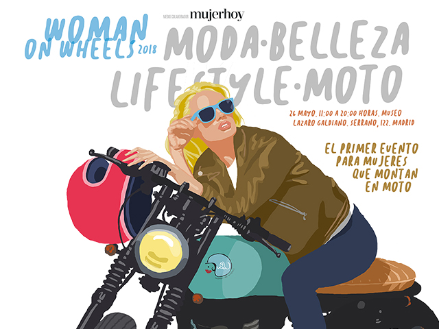 Evento Woman On Wheels